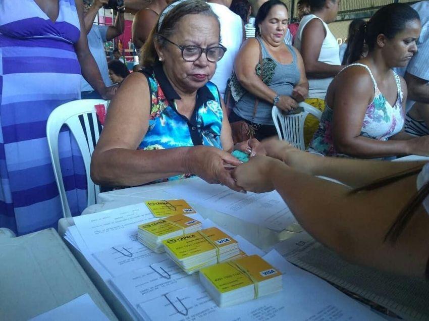 Prefeitura de Capela garante renda mínima de mil famílias por meio de programa social