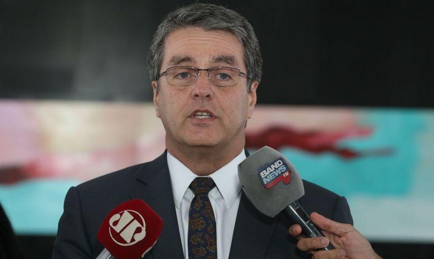 Roberto Azevêdo deixa hoje direção-geral da OMC