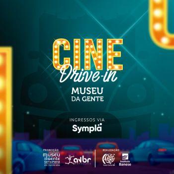 Instituto Banese e Casa Curta-se realizam cinema drive in no Museu da Gente Sergipana