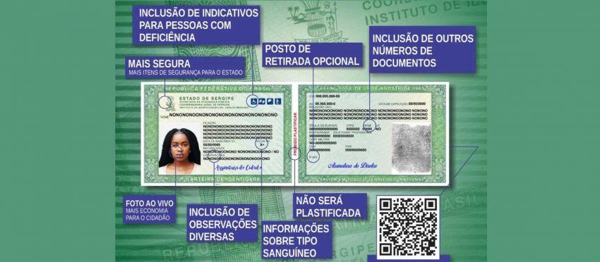 Carteira de Identidade: Instituto de Identificação apresenta mudanças na estrutura do documento em sessão na Alese