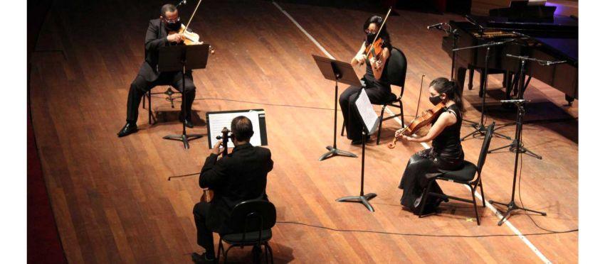 Temporada Digital: Orquestra Sinfônica de Sergipe apresenta 'Festival Mozart' na Aperipê TV