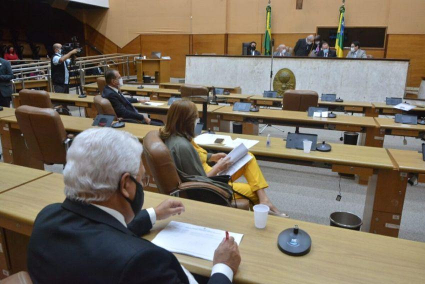 Deputados aprovam decreto de intervenção em Canindé
