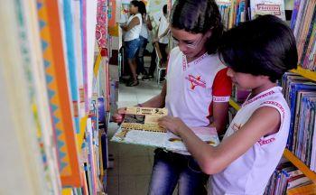 Escolas estaduais deverão escolher obras literárias para acervo da biblioteca até esta sexta-feira, 25