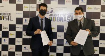 Projeto Jovens Cantores do Brasil aterrissa em Sergipe