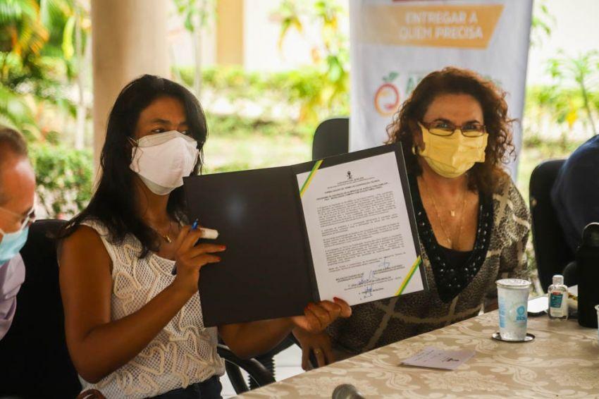 Governo de Sergipe firma cooperação com municípios para execução do Programa de Aquisição de Alimentos