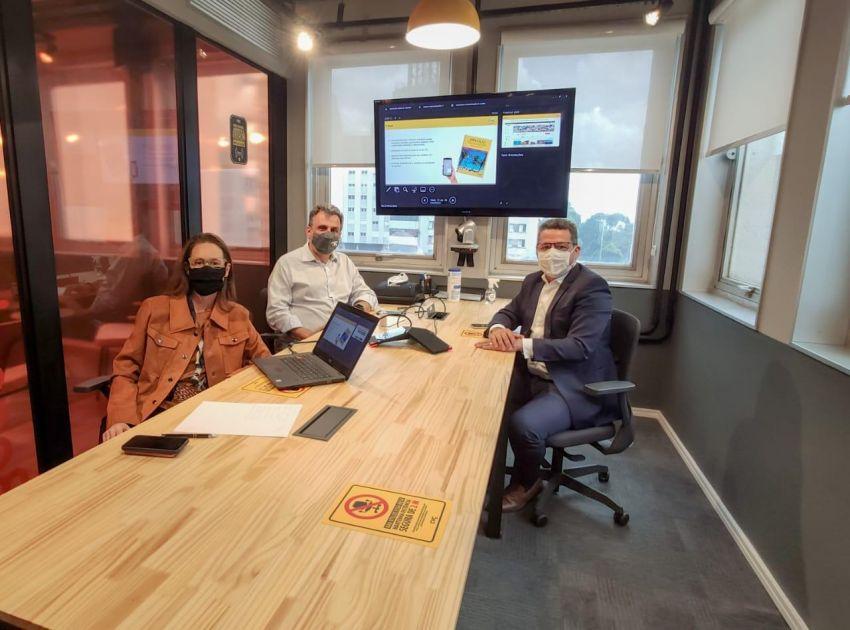 Governo de Sergipe discute implantação de ações promocionais com a operadora de turismo CVC Corp