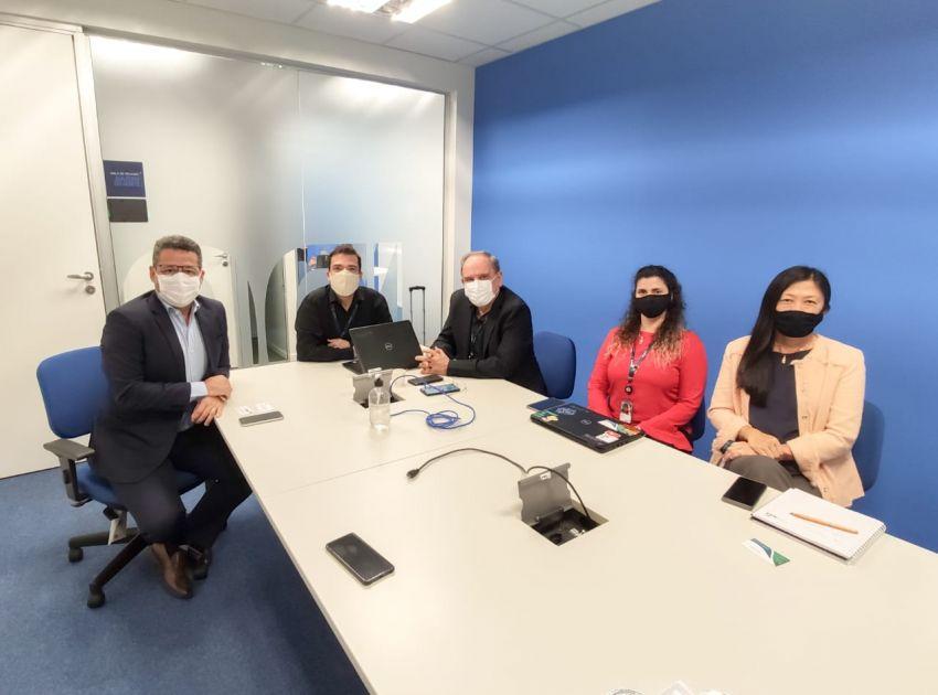 Reunião na Azul Linhas Aéreas define novos voos para Sergipe