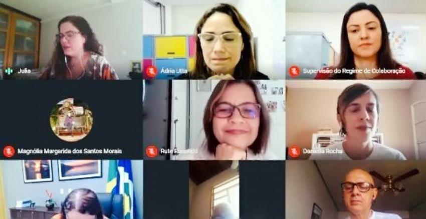 Ações da Busca Ativa Escolar de Sergipe são apresentadas em encontro do Unicef