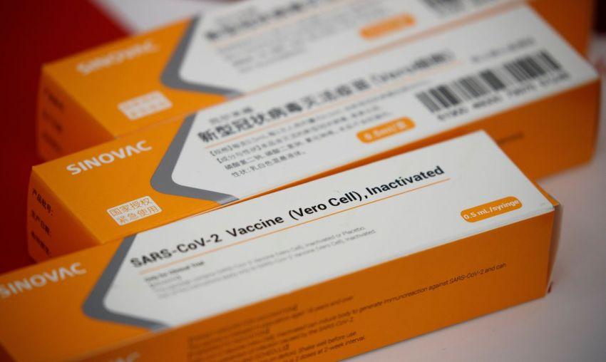Anvisa autoriza importação de 6 milhões de doses da CoronaVac