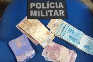PM conduz suspeito de compra de votos em Pedra Mole à Superintendência da Polícia Federal