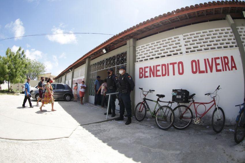 Eleições: Segurança pública registra 67 crimes eleitorais e apreende mais de R$ 100 mil