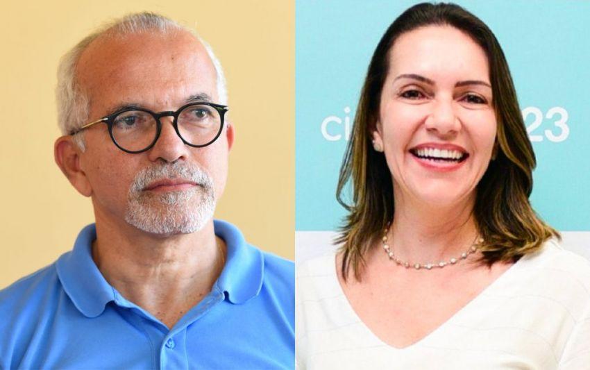 IBOPE aponta ampla vantagem de Edvaldo Nogueira sobre Danielle Garcia