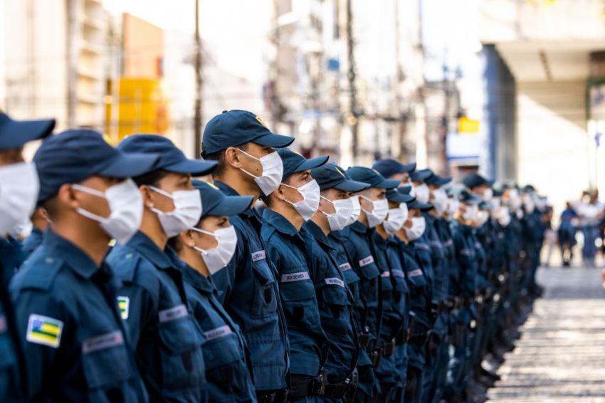 Governo do Estado forma cerca de 300 novos policiais militares que reforçarão segurança de Sergipe