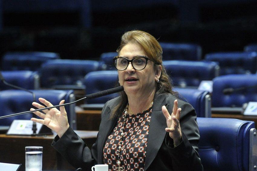 Senadora Kátia Abreu é internada no Sírio-Libanês após exames apontarem inflamação no pulmão pela Covid-19