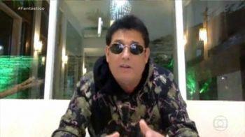 Sérgio Mallandro é uma das vítimas de esquema que embolsou mais de R$ 170 milhões: 'Caí na pegadinha do malandro'