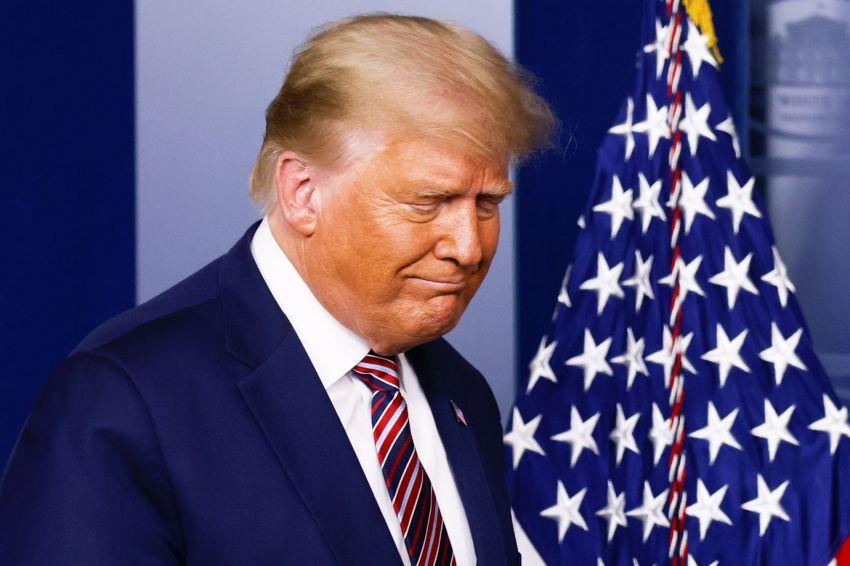 Trump pede que chefe de órgão responsável por transição com Biden faça os 'protocolos iniciais'