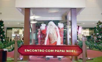Shopping Jardins promove encontros com o Papai Noel