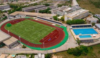 Complexo Esportivo da Unit pode receber competições nacionais em 2021
