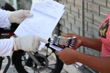 Case inicia a segunda etapa da entrega domiciliar de medicamentos de janeiro
