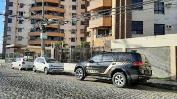 Polícia Federal cumpre 12 mandados de busca e apreensão em Sergipe sobre exploração de jogos de azar