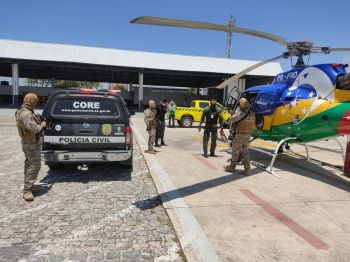 Em hotel na Orla de Atalaia, Polícia Civil prende um dos maiores assaltantes de banco do país