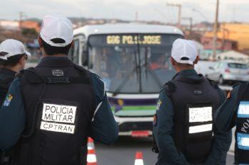 Grande Aracaju registra queda de 81,5% nos roubos a ônibus no primeiro bimestre