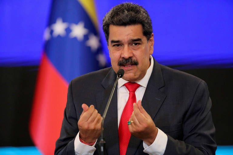 Nicolás Maduro ofecere 'petróleo por vacinas' na Venezuela