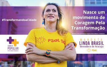Mandata de Linda Brasil realiza prestação de contas das suas ações