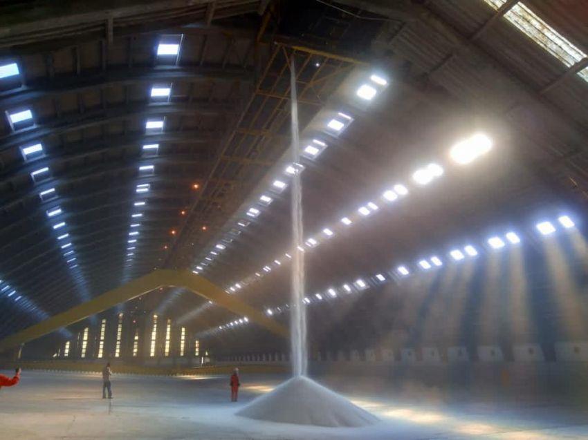 Unigel retoma produção de ureia em Sergipe
