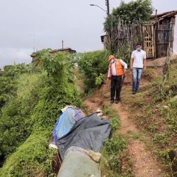 Governo discute Plano de Contingência de prevenção às chuvas