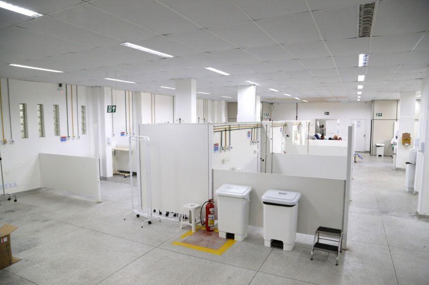 Prefeitura reúne esforços para ampliação de leitos para pacientes com covid-19 em Aracaju