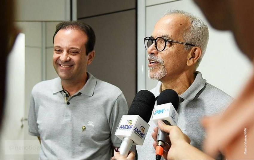 Edvaldo, Fábio e André podem formar chapa para a sucessão estadual