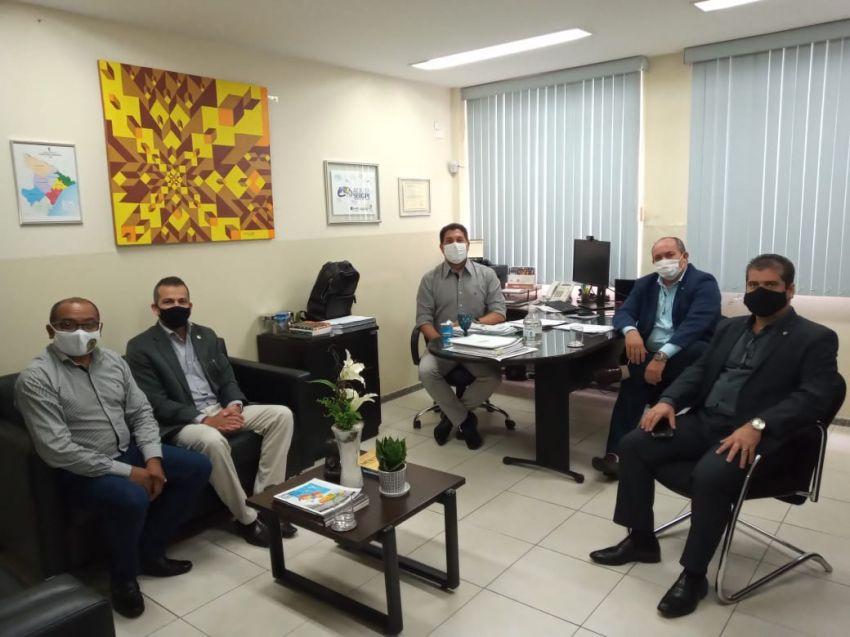 Jucese e Conselho Regional de Contabilidade reafirmam parceria