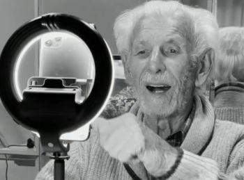 Nelson Miolaro, conhecido como vovô TikToker, morre em SP aos 91 anos