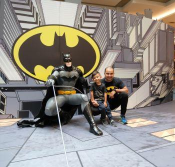 Museu do Batman segue em cartaz no RioMar Aracaju, até 9 de agosto