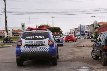Roubos caem 35% entre o primeiro semestre de 2020 e 2021 em Aracaju