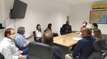 EMSETUR, Governo do Estado e FECOMÉRCIO/SE, discutem parceria para o Hotel Velho Chico em Propriá
