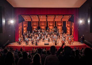 Orquestra Sinfônica de Sergipe retoma apresentações com público presencial