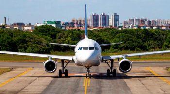 Setor aéreo registra crescimento em Sergipe