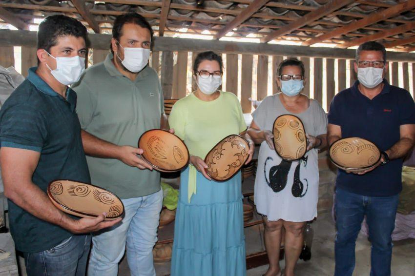 Setur visita Itabaianinha e destaca as potencialidades para o turismo de negócios