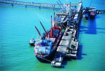 Porto de Sergipe exportará 100 mil toneladas em minérios até 2023