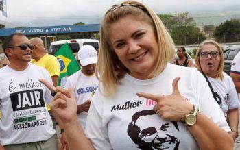 Coaf: Operação suspeita da 2ª mulher de Bolsonaro tem R$ 532 mil em espécie
