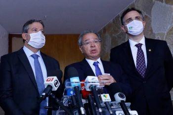 Plano de Guedes, Lira e Pacheco para precatório adia bomba para pós-eleição
