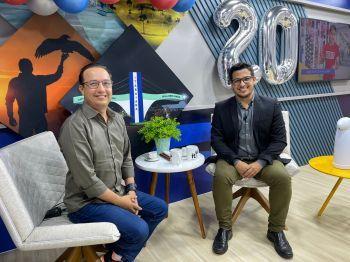 'Voltar a fazer por Sergipe me entusiasma', afirma Valadares Filho