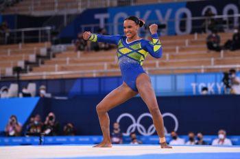 Campeonato Nacional de Ginástica Artística traz a Aracaju os principais atletas olímpicos