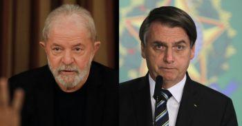 Lula e Bolsonaro minimizam governos e miram bancadas fortes no Senado na eleição de 2022