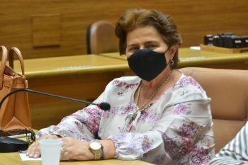 Gracinha Garcez destaca projeto de Belivaldo em prol de crianças e adolescentes que perderam pai e mãe na pandemia