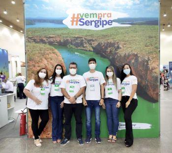 Governo de Sergipe aposta na retomada segura do turismo e leva destinos sergipanos à 48ª Abav Expo & Collab 2021