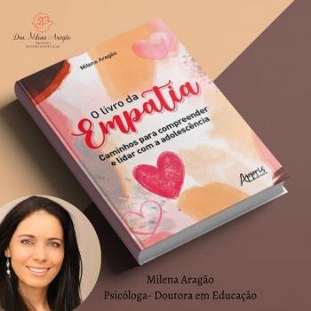 Psicóloga lança livro sobre como compreender e lidar com a adolescência