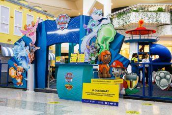 Shoppings de Aracaju oferecem roteiro de diversão para as famílias aproveitarem o Dia das Crianças